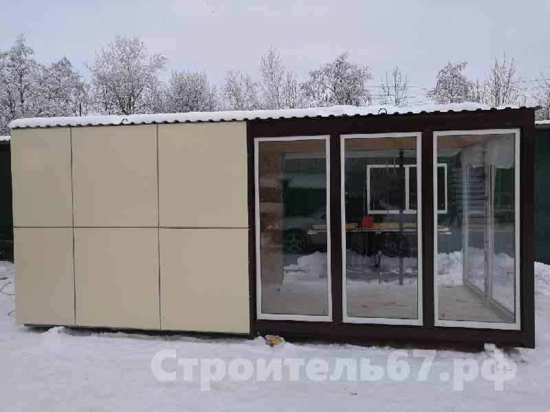 павильон в Витебске