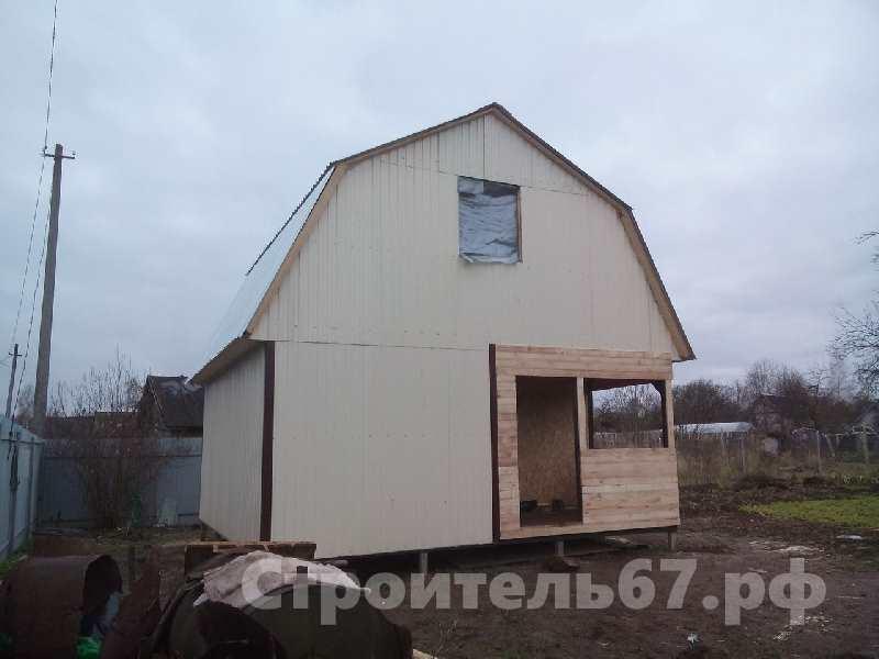 дом в Корохоткино